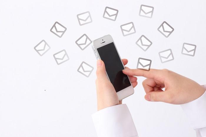 【警告?!】あなたのメールアドレス、お客様からこう見られています